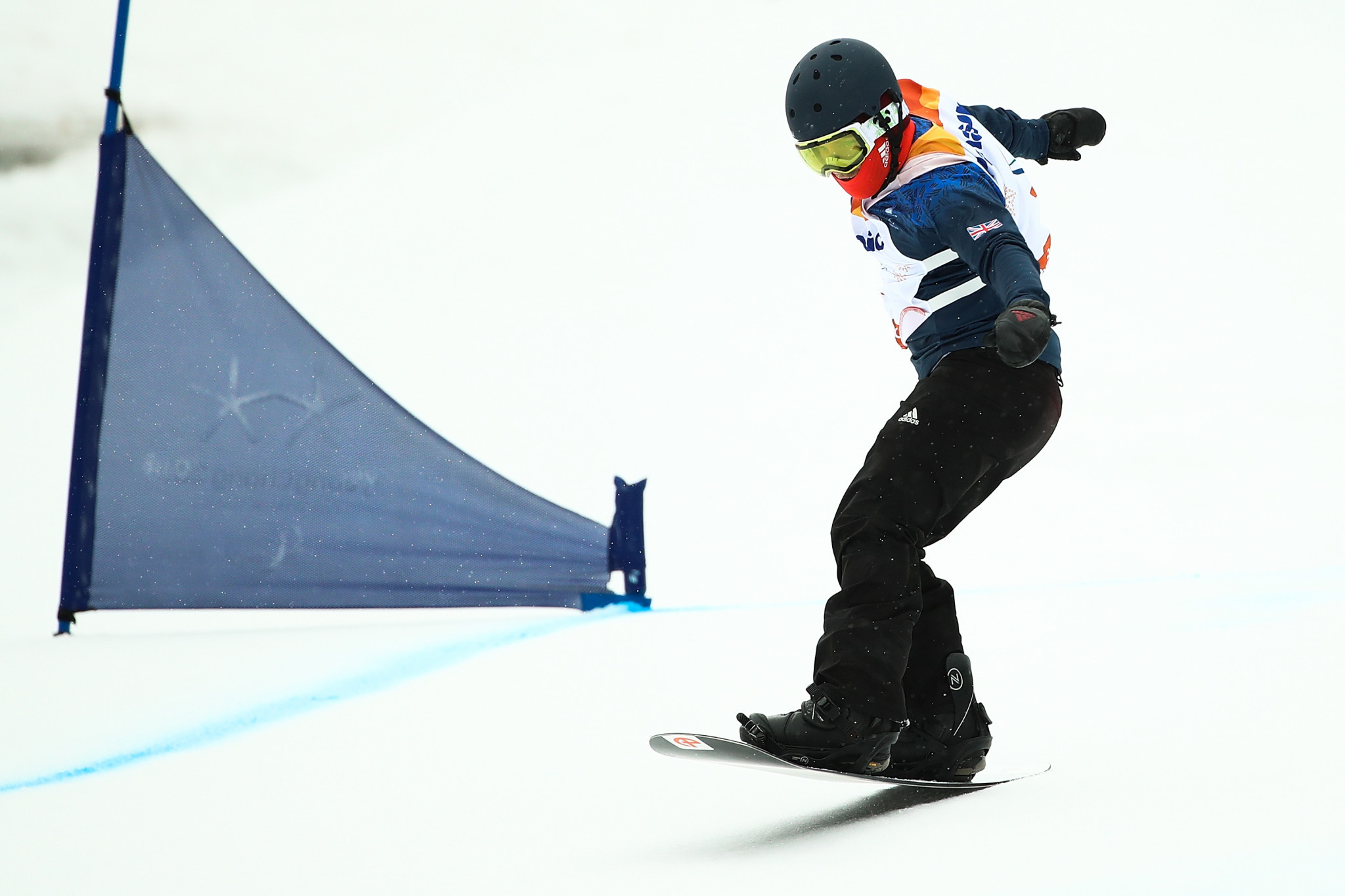 Barnes-Miller ready for World Para Snowboard World Cup in Pyha after injury scare