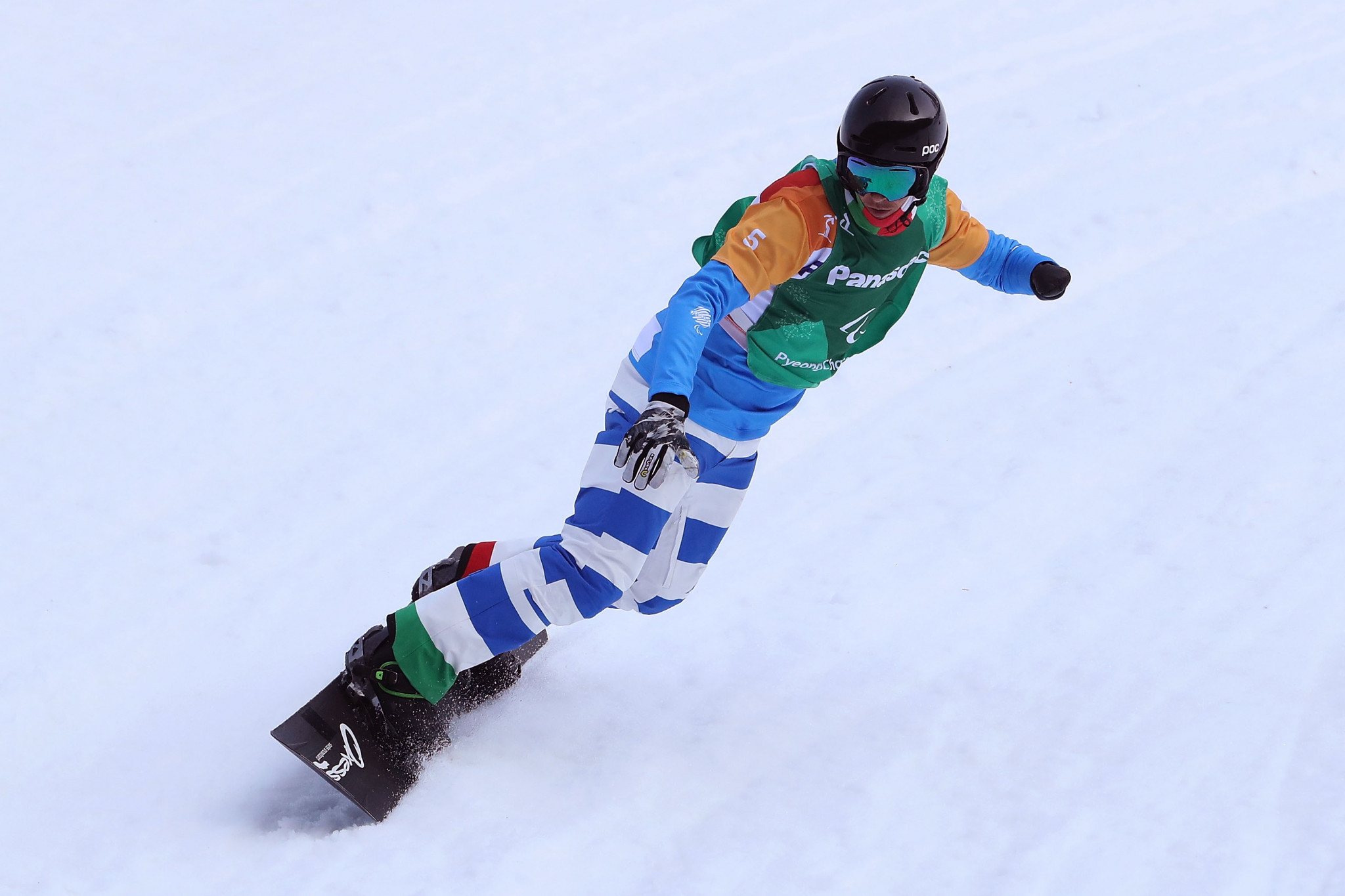 Italy's Luchini targeting World Para Snowboard World Cup Finals glory on home snow