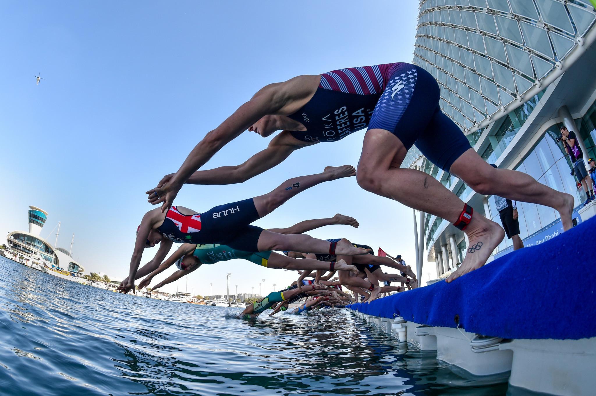 The World Triathlon Championships Series event in Abu Dhabi has been postponed to November ©World Triathlon
