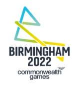New apprentices begin Birmingham 2022 Commonwealth Games roles