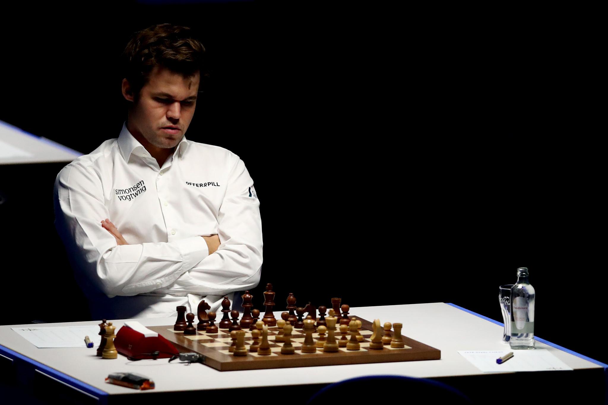 Postponed World Chess Championship rearranged for Expo 2020 Dubai