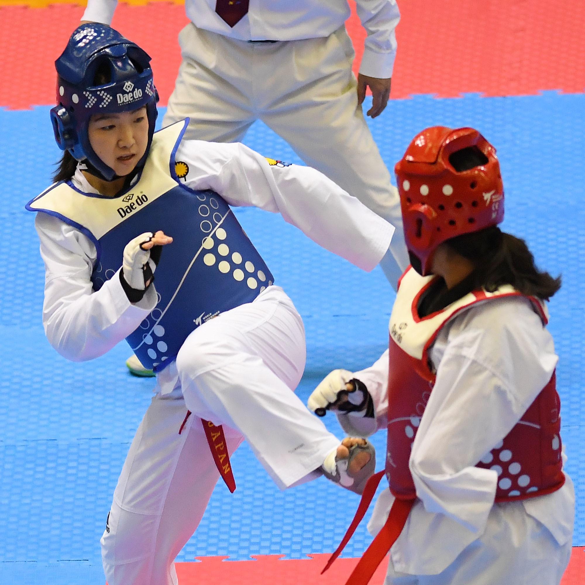 Shoko Ota: The Paralympic medallist who swapped skis for taekwondo