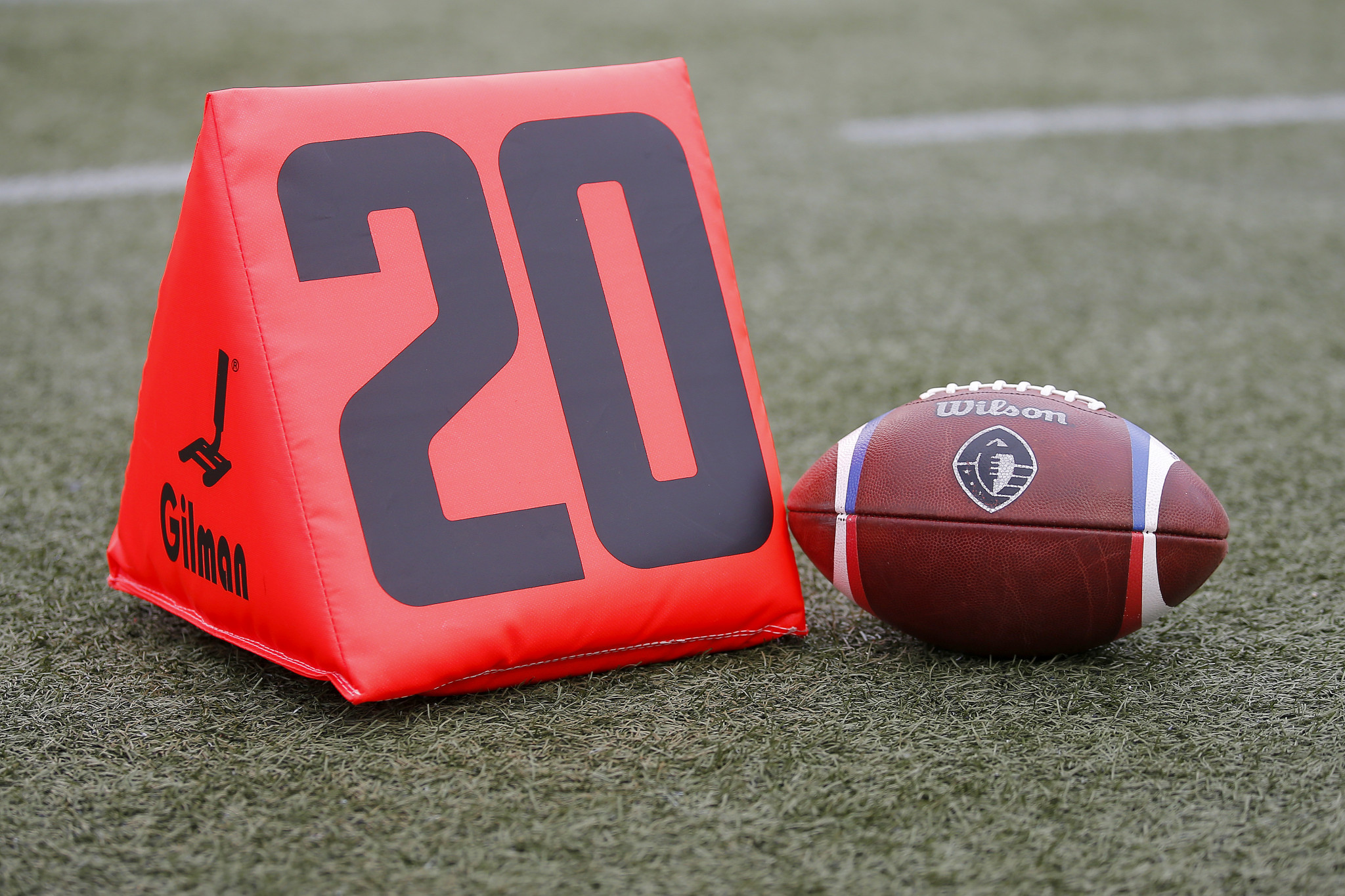 Flag football is an invitational sport at the Birmingham 2022 World Games ©Getty Images