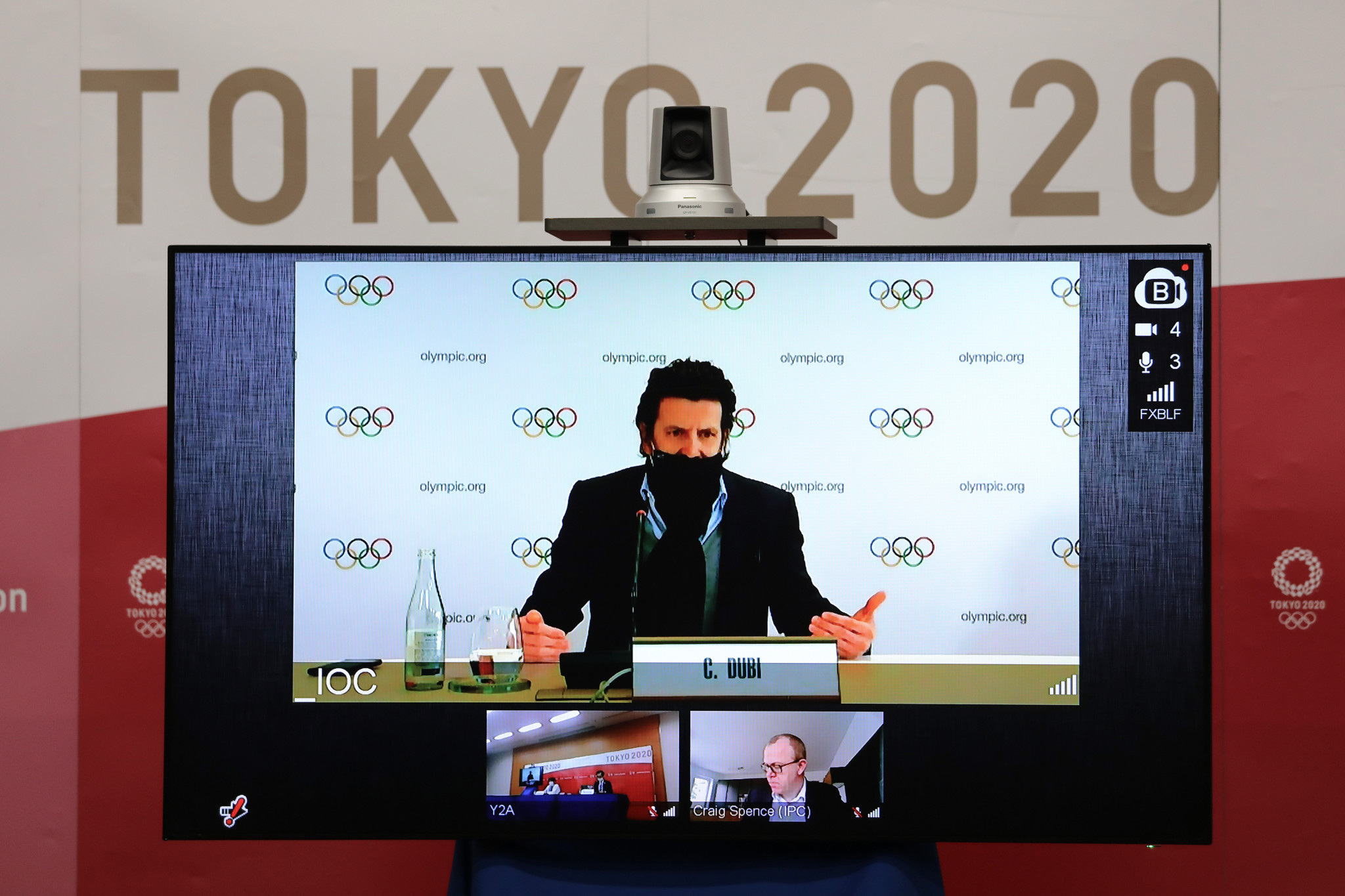 IOC executive director says playbooks have boosted confidence in Tokyo 2020