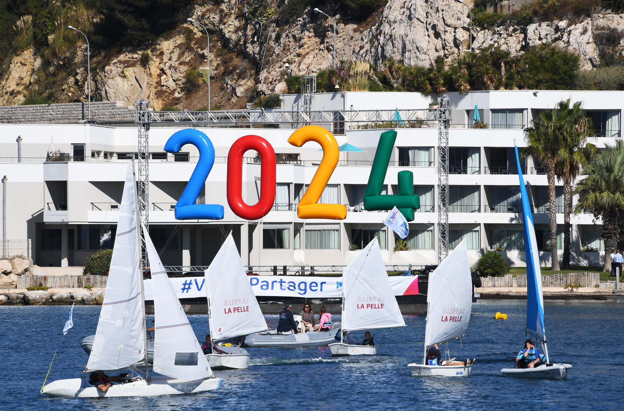 France is due to stage the Olympics and Paralympic in 2024 ©Getty Images