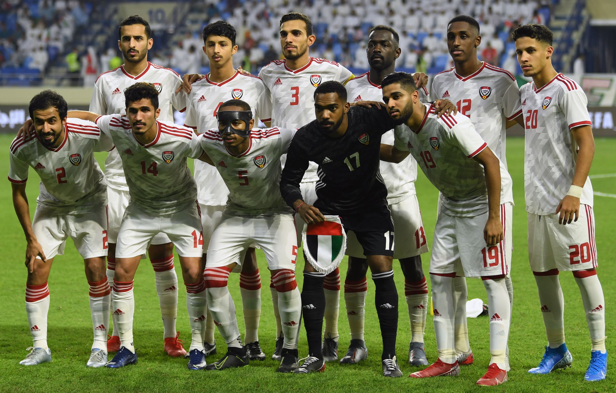 The UAE Football Association has confirmed its qualifiers have been moved to June ©Getty Images