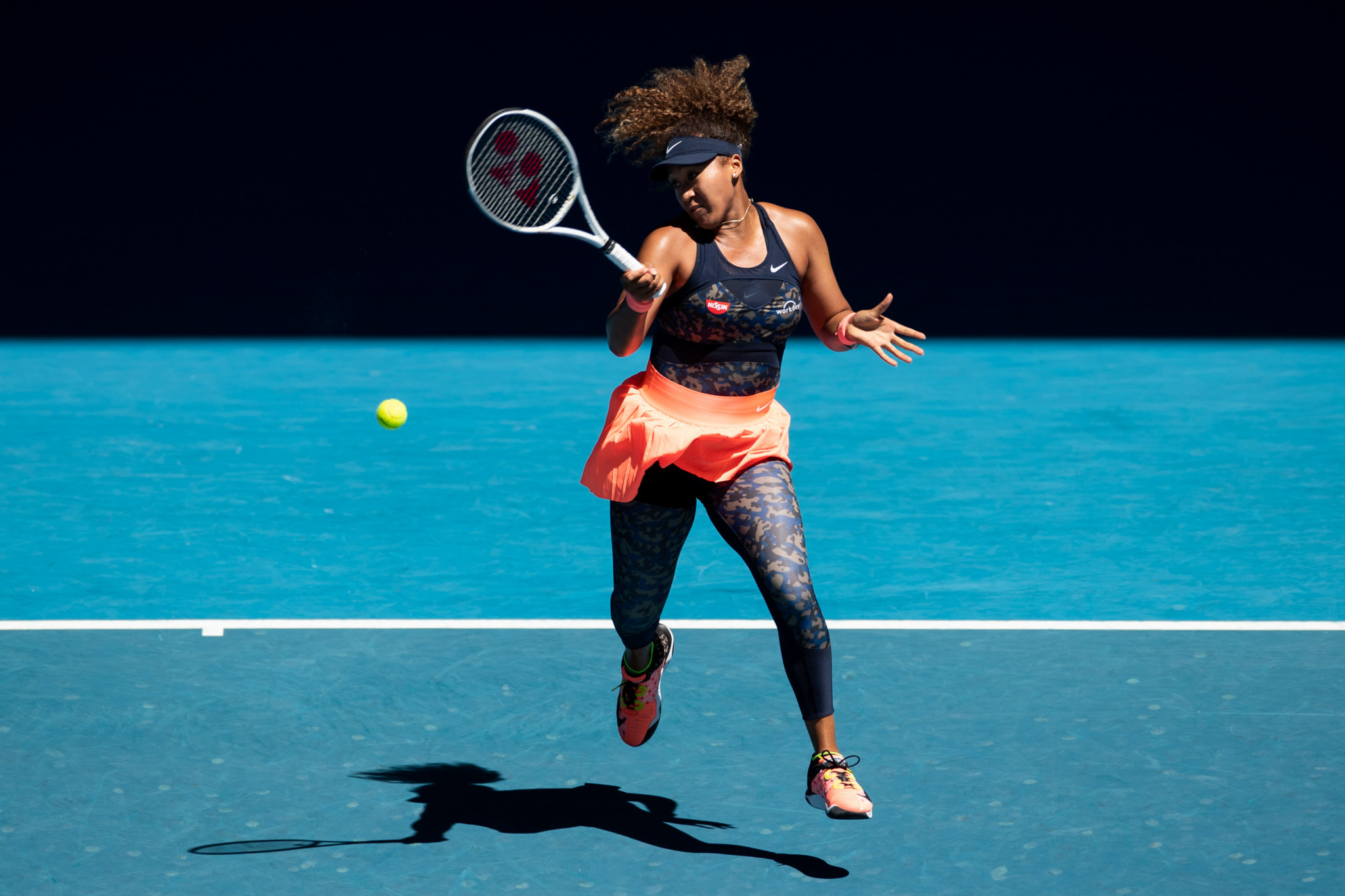 Naomi Osaka will hope to secure a second Australian Open title ©Getty Images