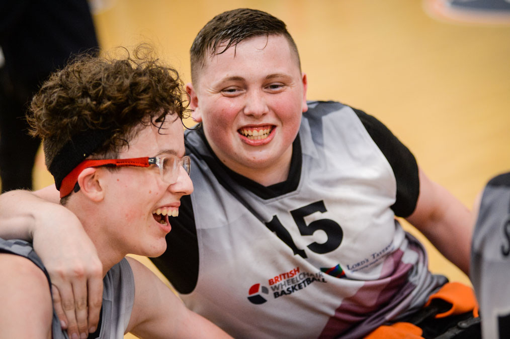 British Wheelchair Basketball names four Inspire a Generation partners