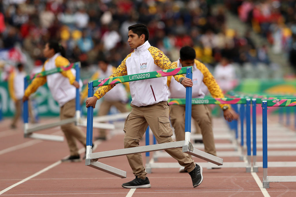 Volunteers are crucial for the running of a multi-sport event such as the Summer World University Games ©Getty Images