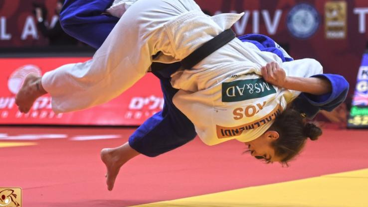 Shock defeats for Kelmendi and Bilodid at Tel Aviv Grand Slam