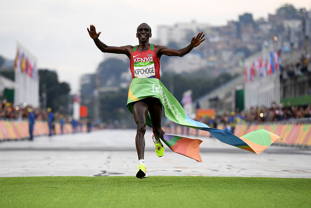 Kipchoge to warm up for Tokyo 2020 marathon title defence with race in Hamburg