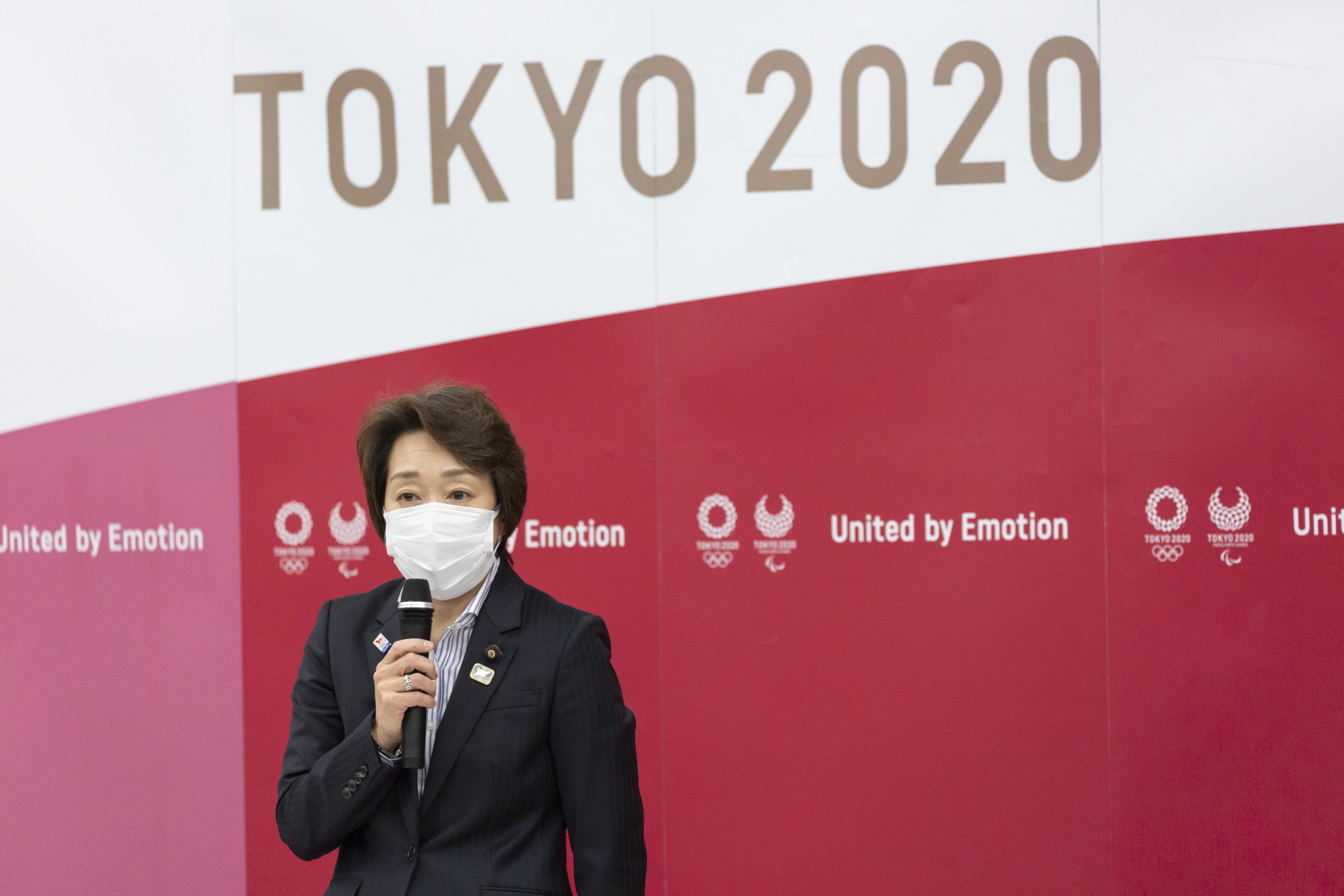 Tokyo 2020 President Hashimoto to exclude Mori from official positions