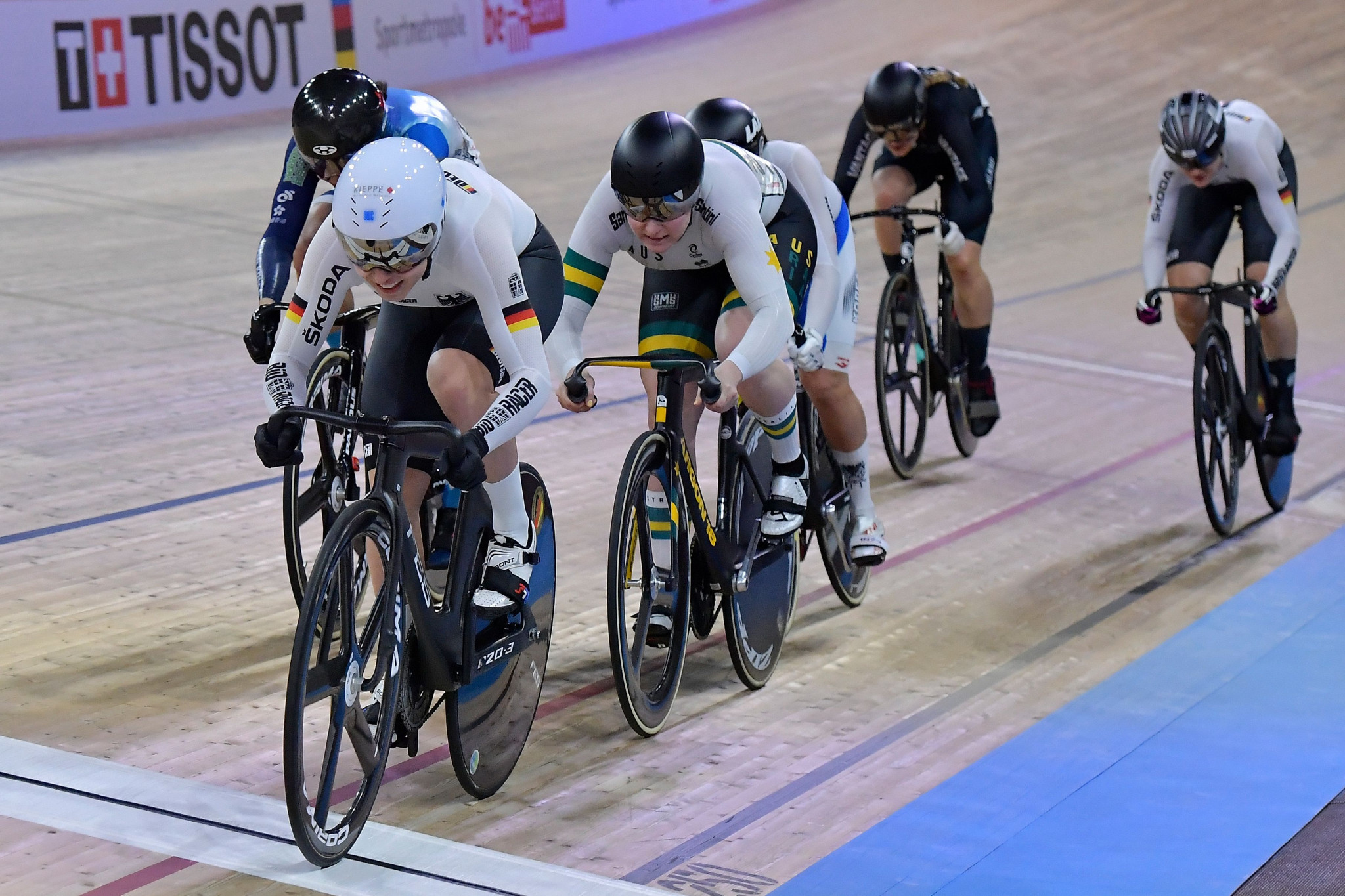 Three appointments made to 2023 UCI Cycling World Championships team