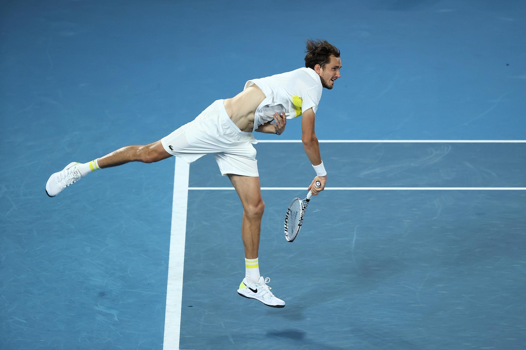 Medvedev into second Grand Slam final at Australian Open