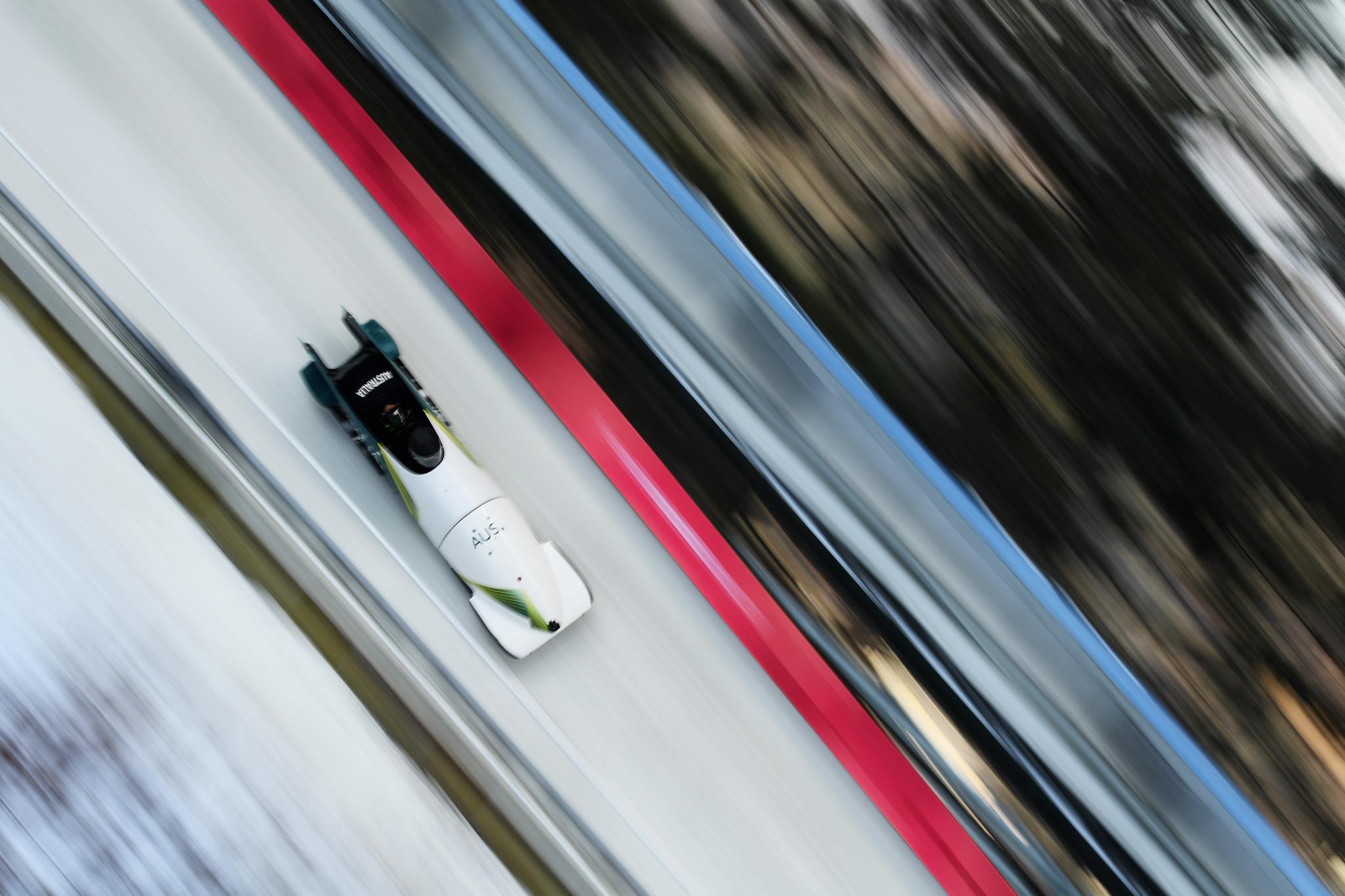 Stewart tops IBSF Para Sport World Cup standings after season opener in St Moritz