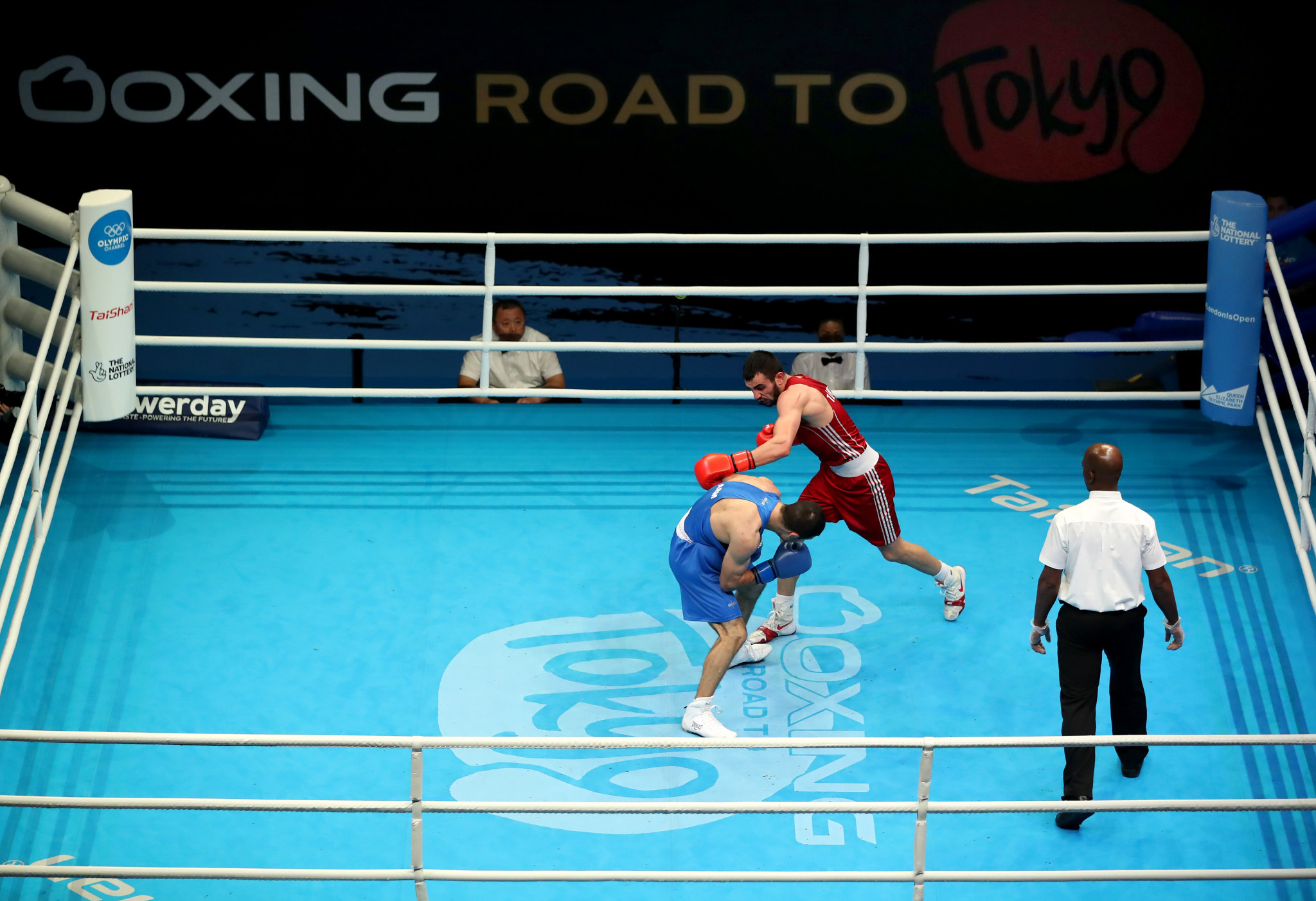 AIBA has criticised the IOC for the cancellation of an Olympic qualifier ©Getty Images