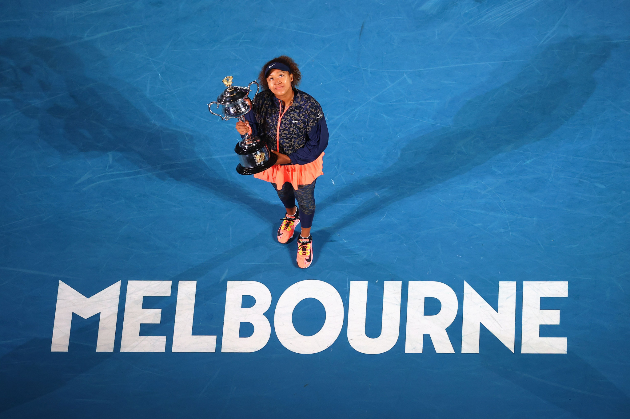 Osaka secures fourth Grand Slam title with second Australian Open triumph
