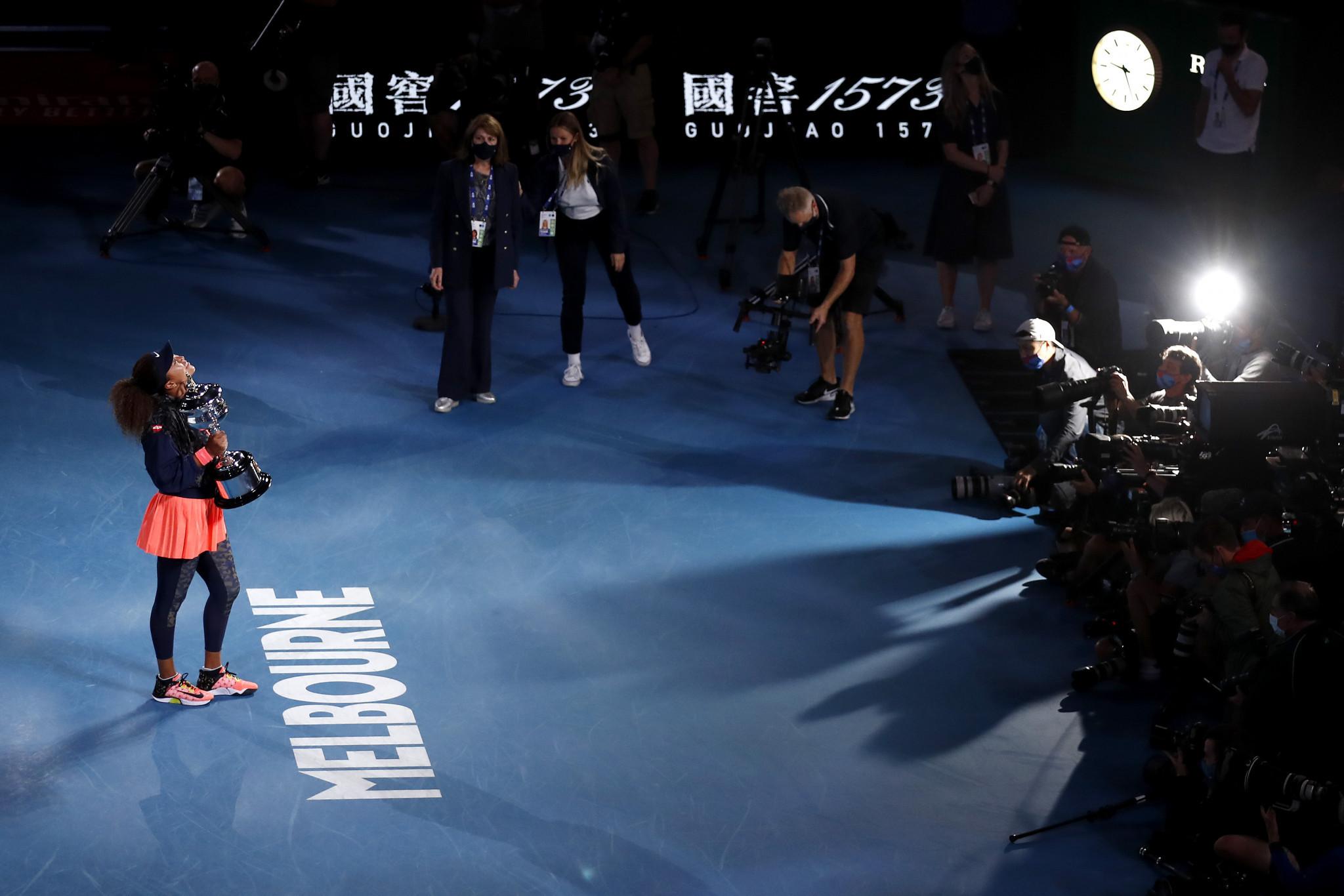 Naomi Osaka has won the last two Grand Slam tournaments ©Getty Images