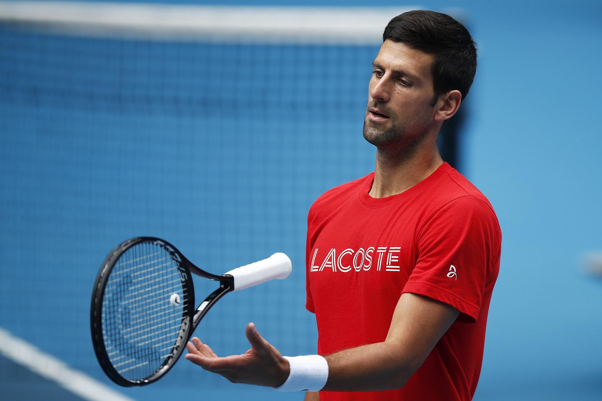 Racket sponsor Head caught in gaffe after congratulating Djokovic for Australian Open victory