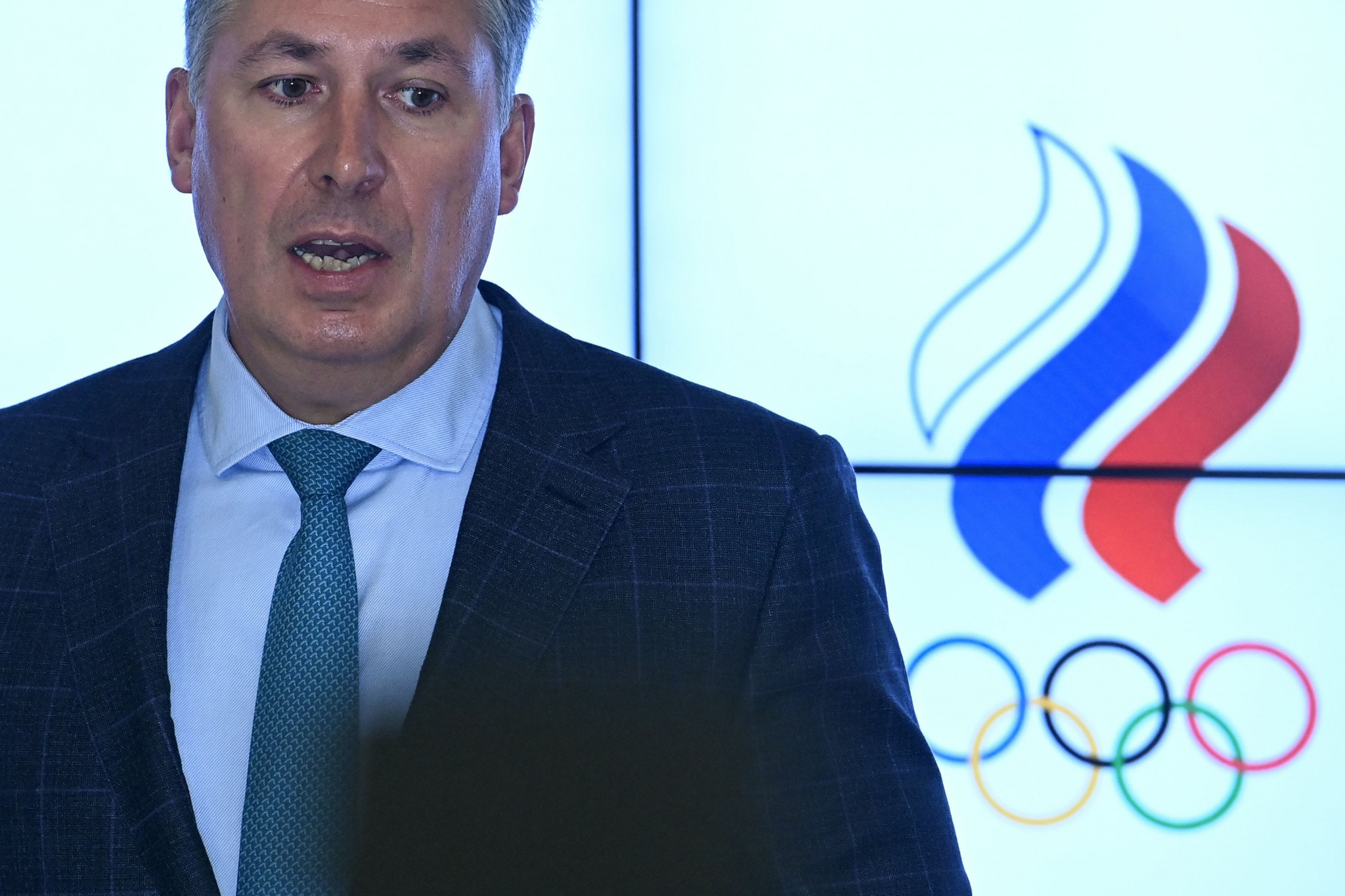 """Russian Olympic Committee President Stanislav Pozdnyakov has welcomed the news that the country's athletes will be able to compete under the name """"ROC"""" at the next two Olympics and Paralympics ©Getty Images"""