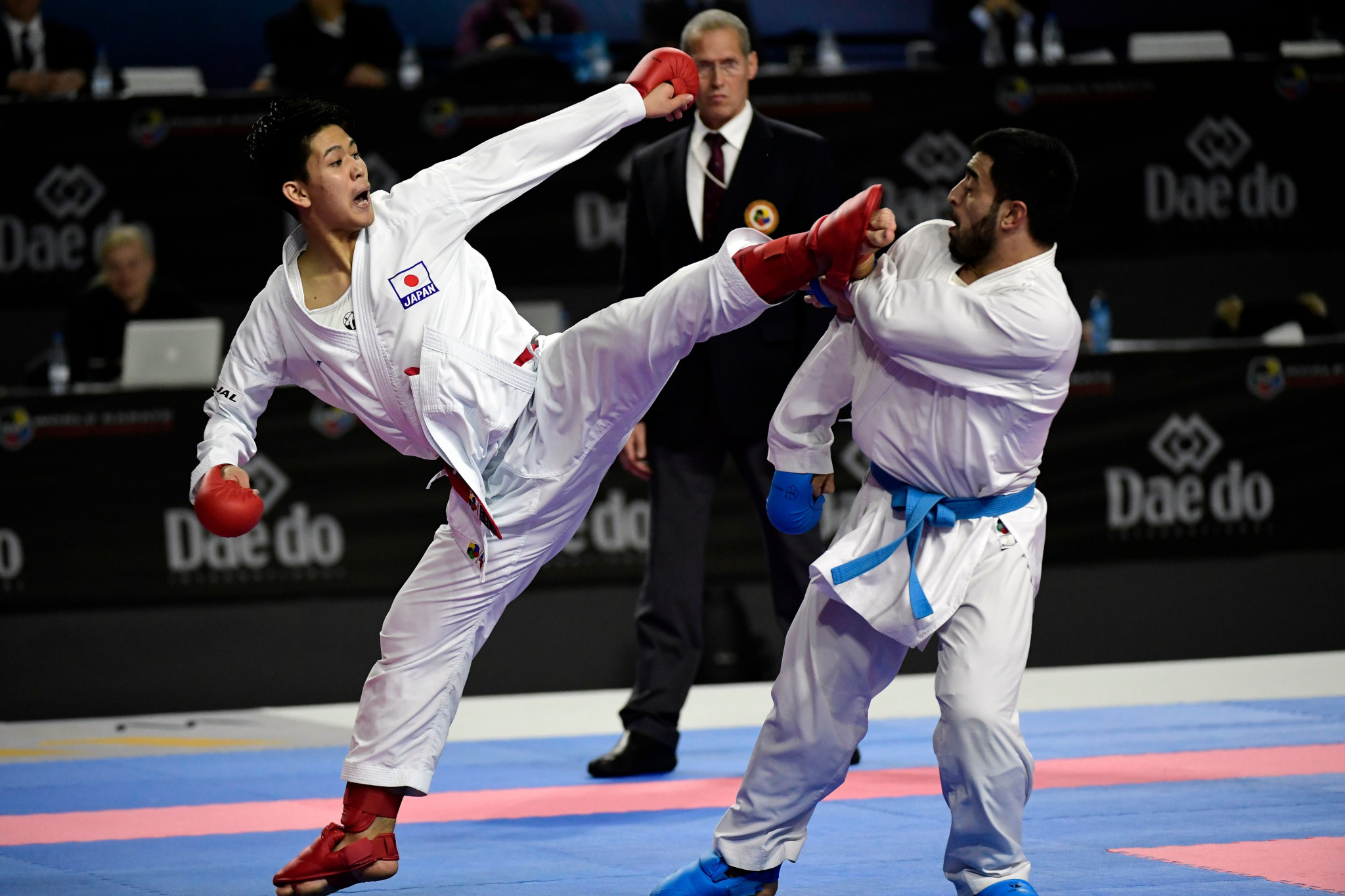 Espinós claims popularity of karate on social media contradicts reasoning for Paris 2024 exclusion