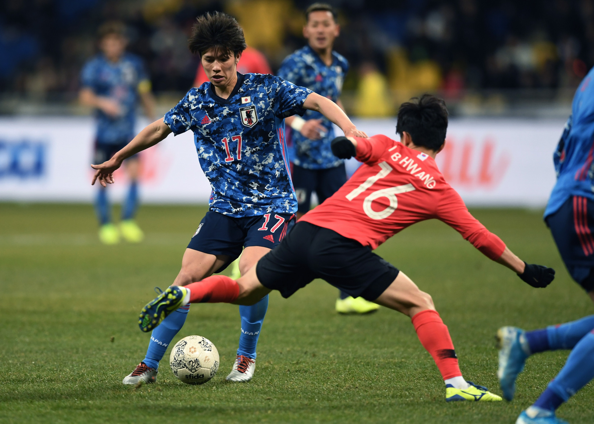 The Asian Football Confederation has decided to move a series of FIFA World Cup qualifying matches scheduled to be held in March to June ©Getty Images