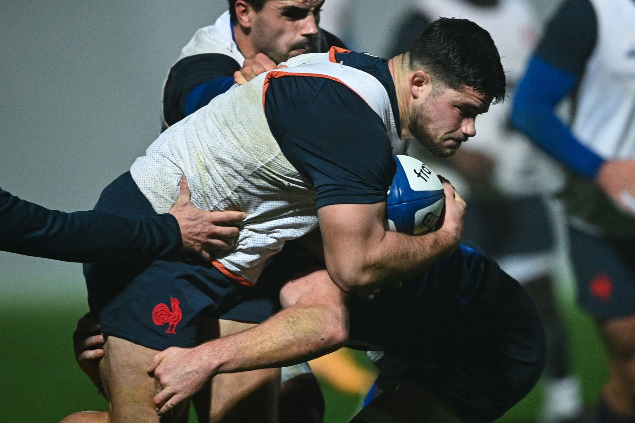 Five players now infected as coronavirus spreads through France's Six Nations squad