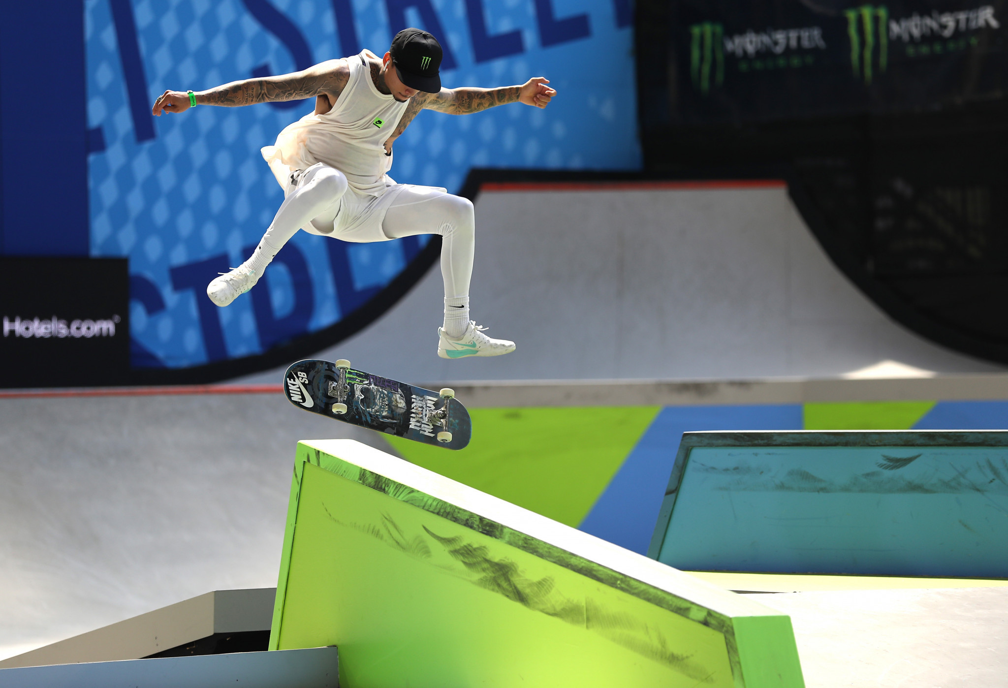 World Skate confirm 80 athletes qualified for skateboarding Olympic debut