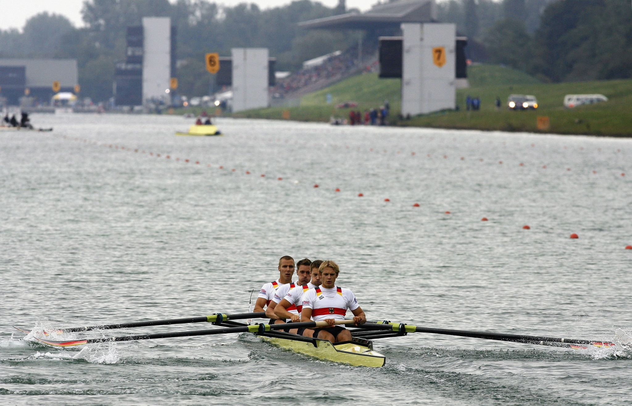 """Council funding """"not enough"""" to restore 2022 European Championships rowing venue"""