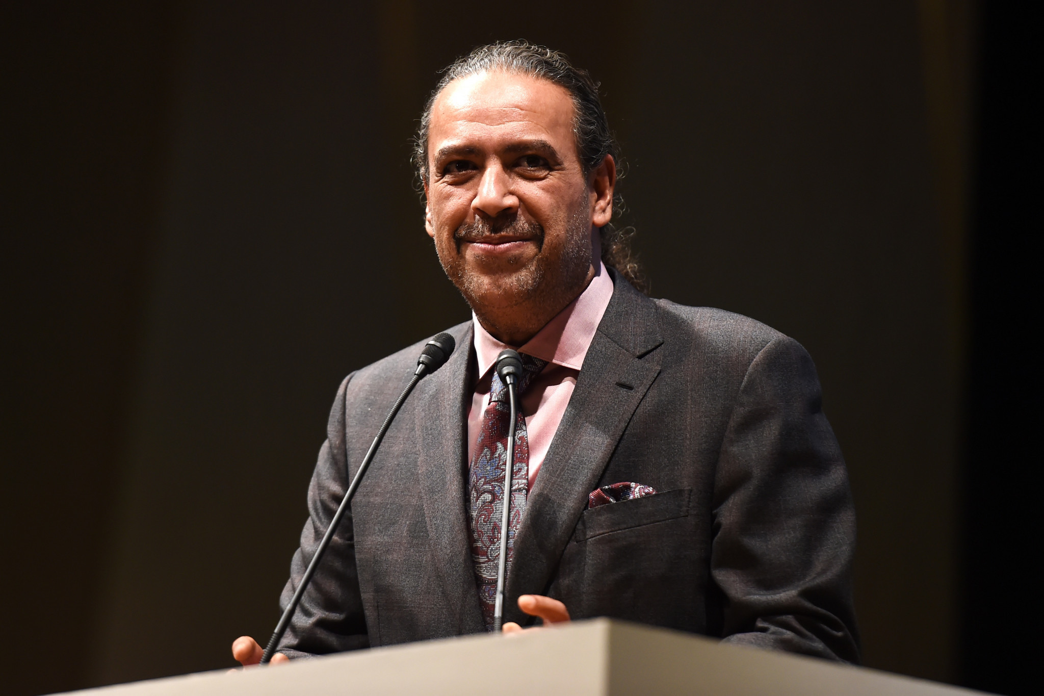 A trial involving ANOC President Sheikh Ahmad al-Fahad al-Sabah has been adjourned ©Getty Images