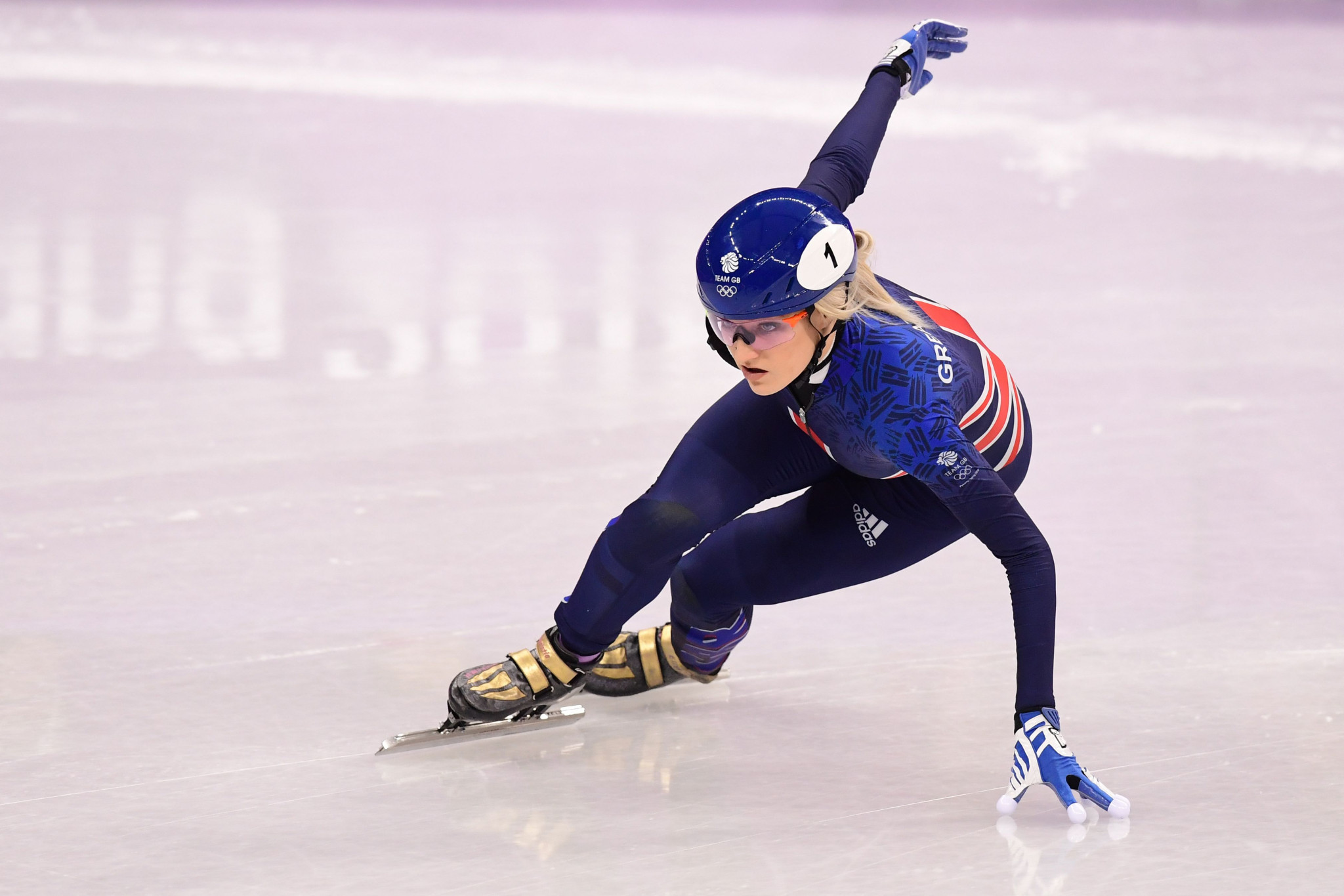 Britain forced to withdraw from ISU World Short Track Speed Skating Championships