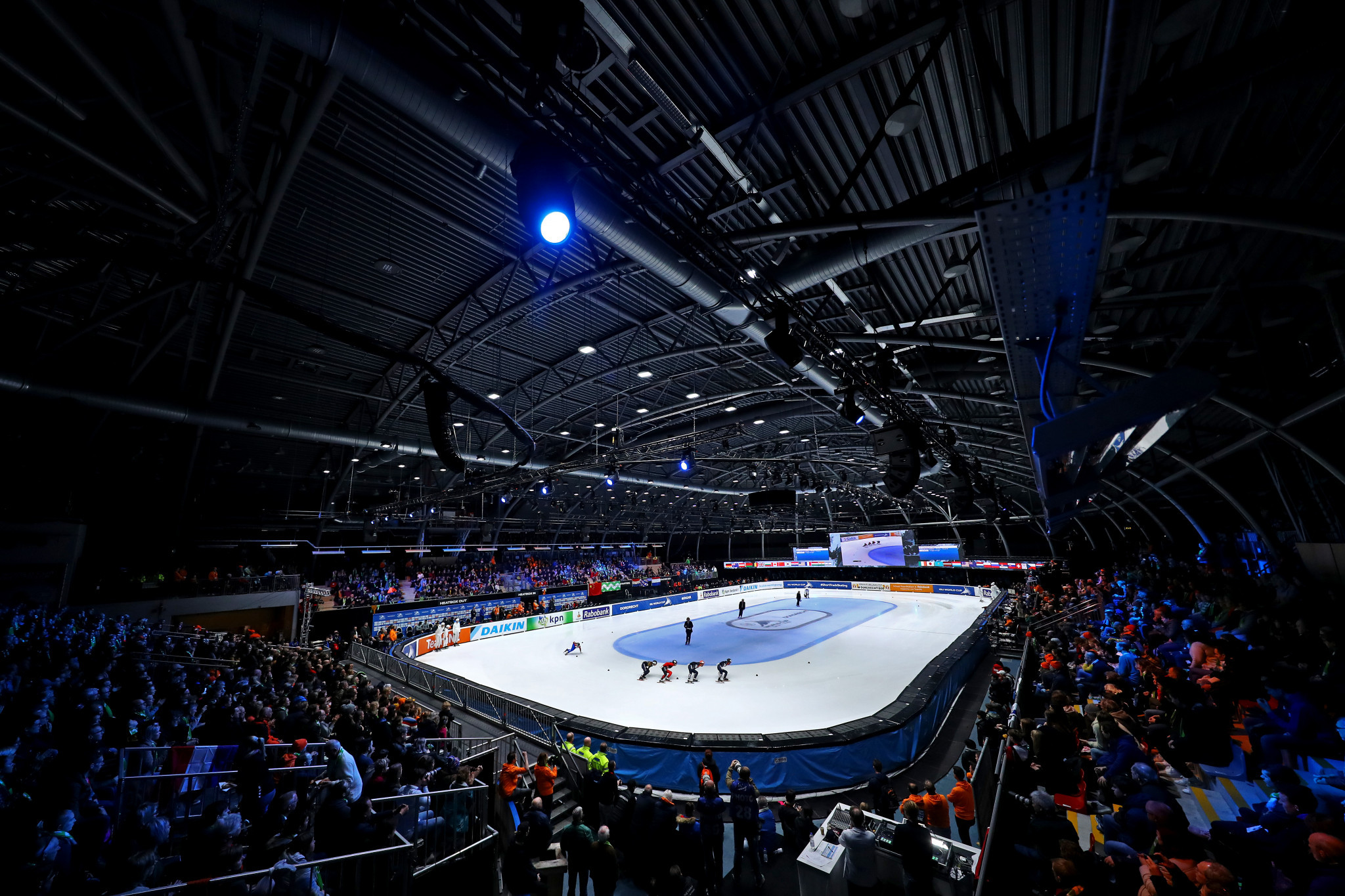 The World Championships are schedueld to take place in Dordrecht ©Getty Images