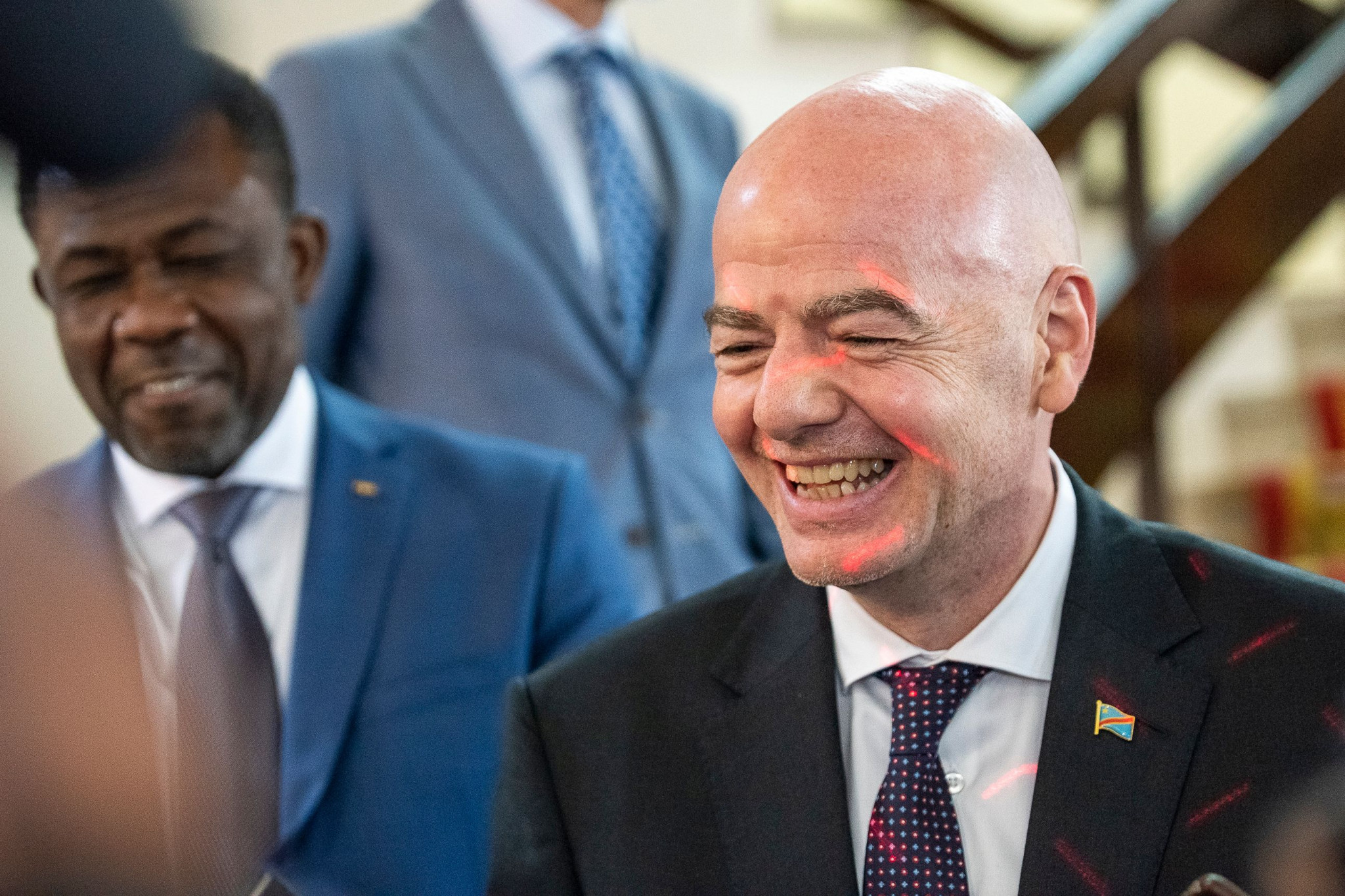 Infantino repeats call for unity as COSAFA pledges to back Motsepe for CAF Presidency