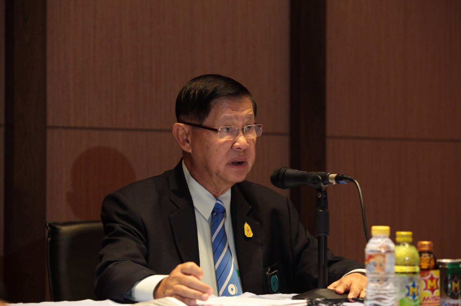 Thailand's Intarat Yodbangtoey has withdrawn from the IWF elections following his country's poor record on doping ©IWF