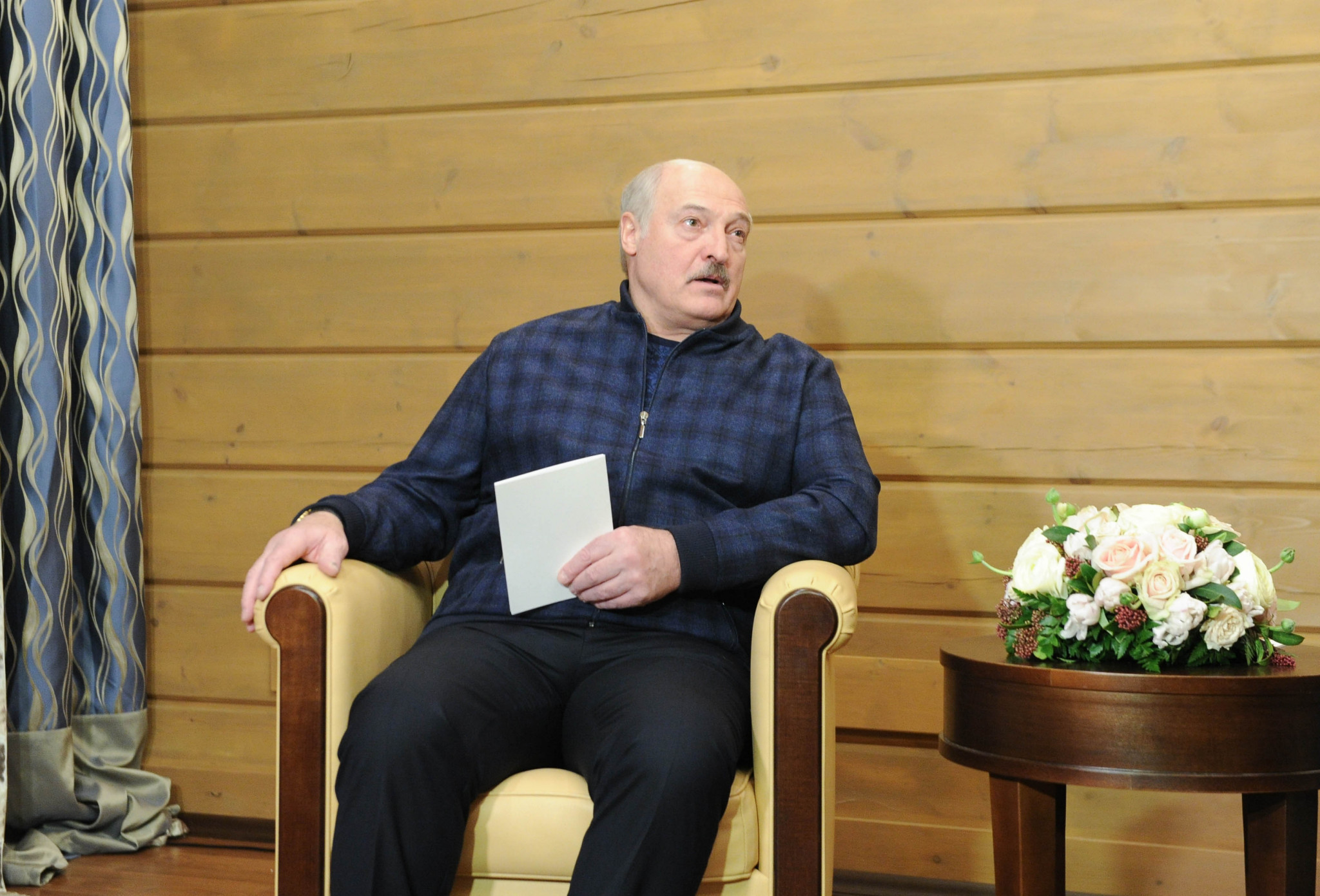 Alexander Lukashenko could be re-elected as NOC Belarus President later this week ©Getty Images