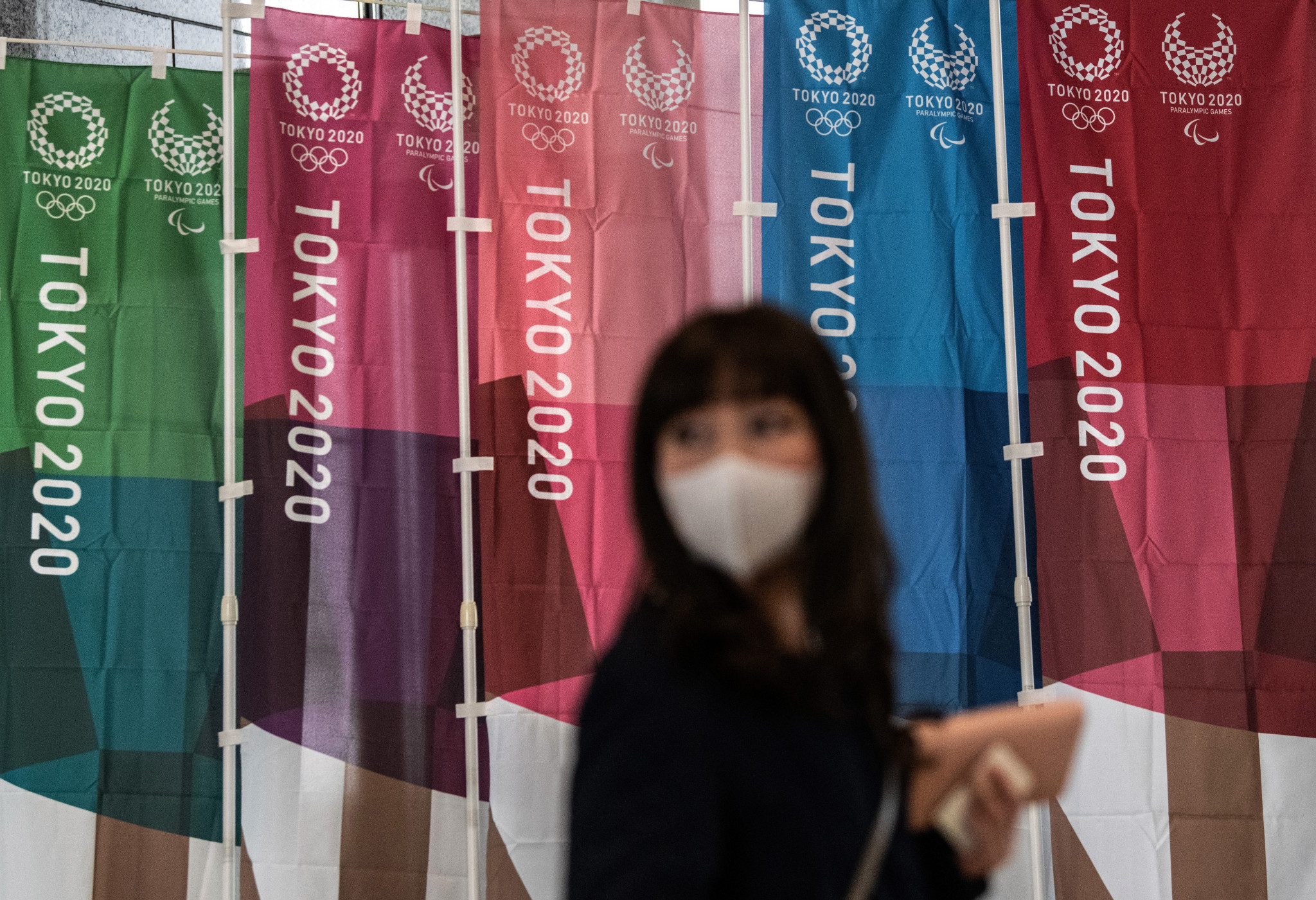 """Thomas Bach has insisted that """"everybody who wants to see can see that it is possible"""" to stage this year's Olympics safely in Tokyo ©Getty Images"""