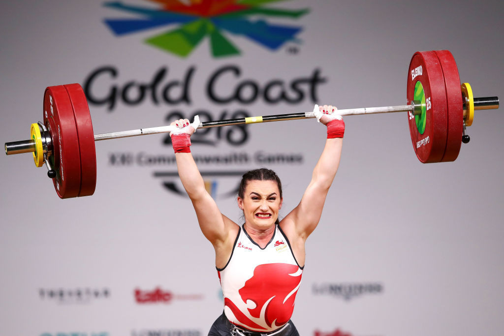 """""""The IWF needs to listen and take action on the points"""" raised by Thomas Bach, said IWF Athletes' Commission chair Sarah Davies ©Getty Images"""