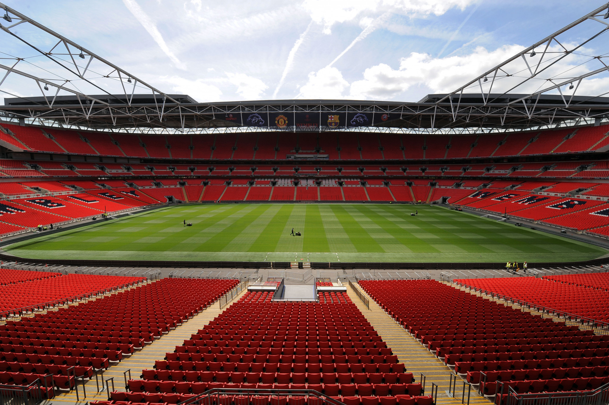 A decision on the capacity of venues for UEFA Euro 2020 will be made in April ©Getty Images