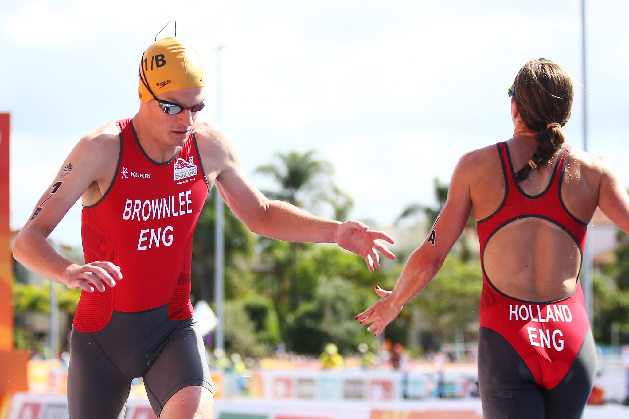 Gender equality is a big part of the Commonwealth Games with Gold Coast 2018 featuring an equal number of events for men and women ©Getty Images