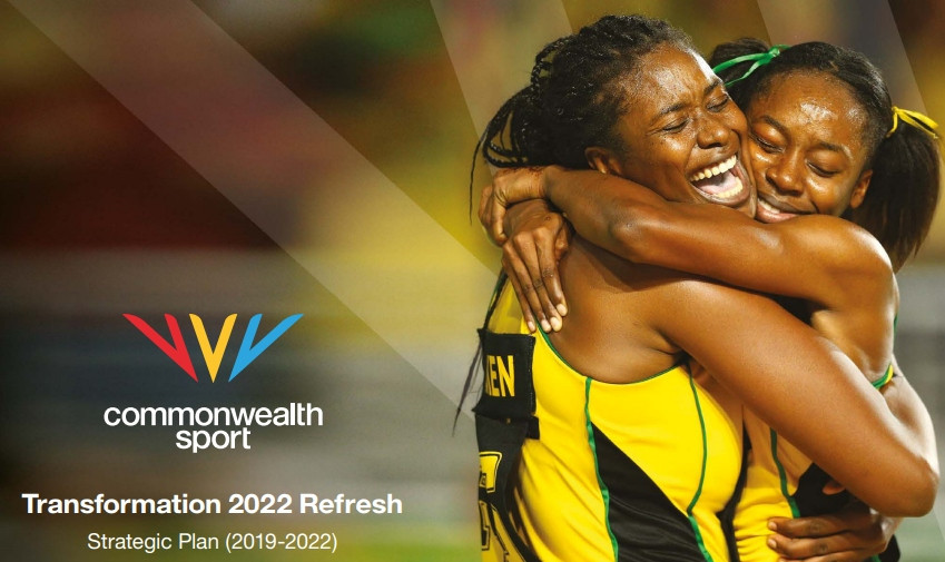 A refresh of Transformation 2022 was published for the final four years ©CGF