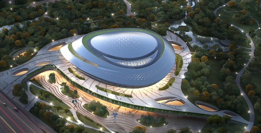 Hangzhou 2022 esports venue expected to be completed by end of October