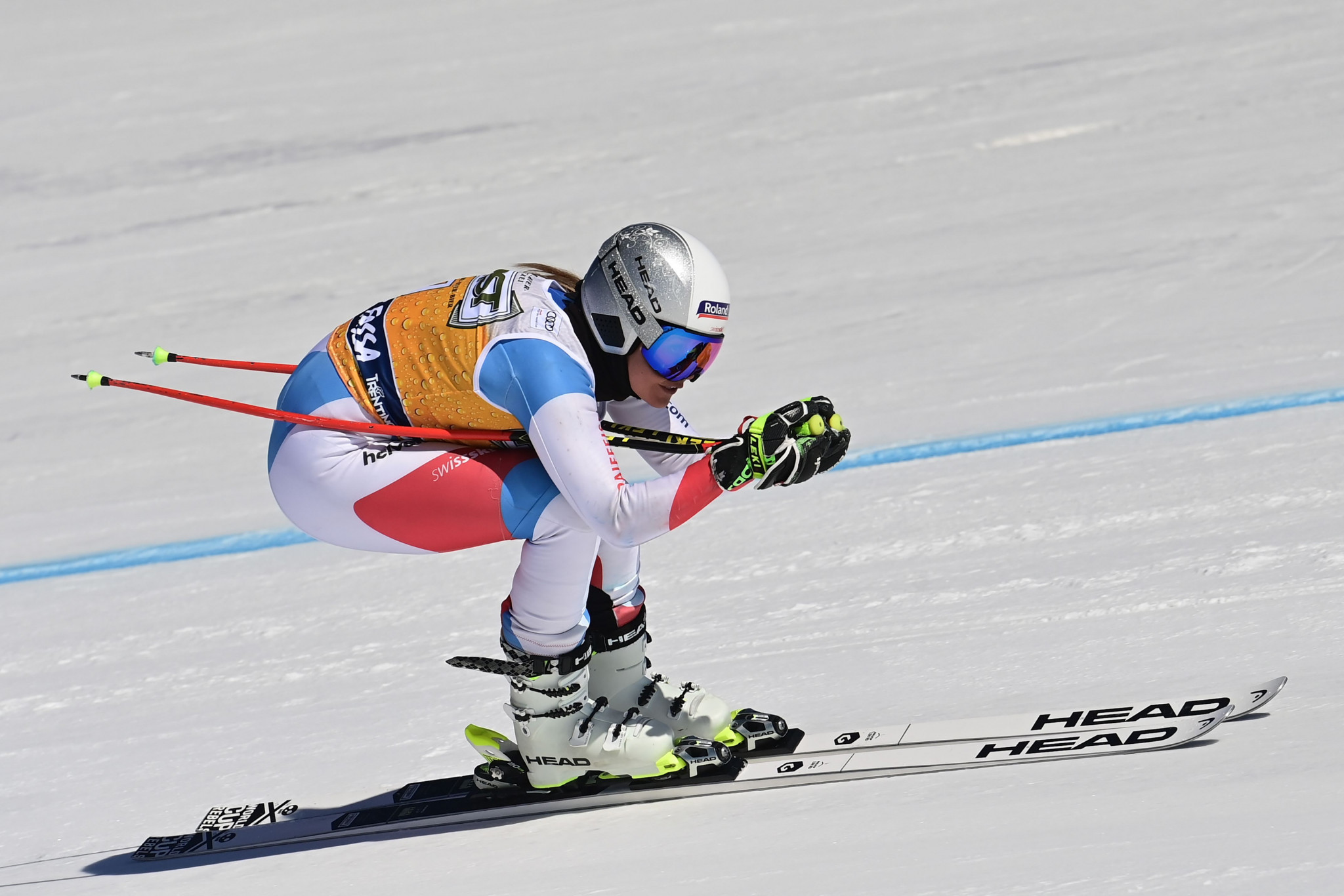 Newly-crowned world champions return to FIS Alpine Ski World Cup action in Val di Fassa