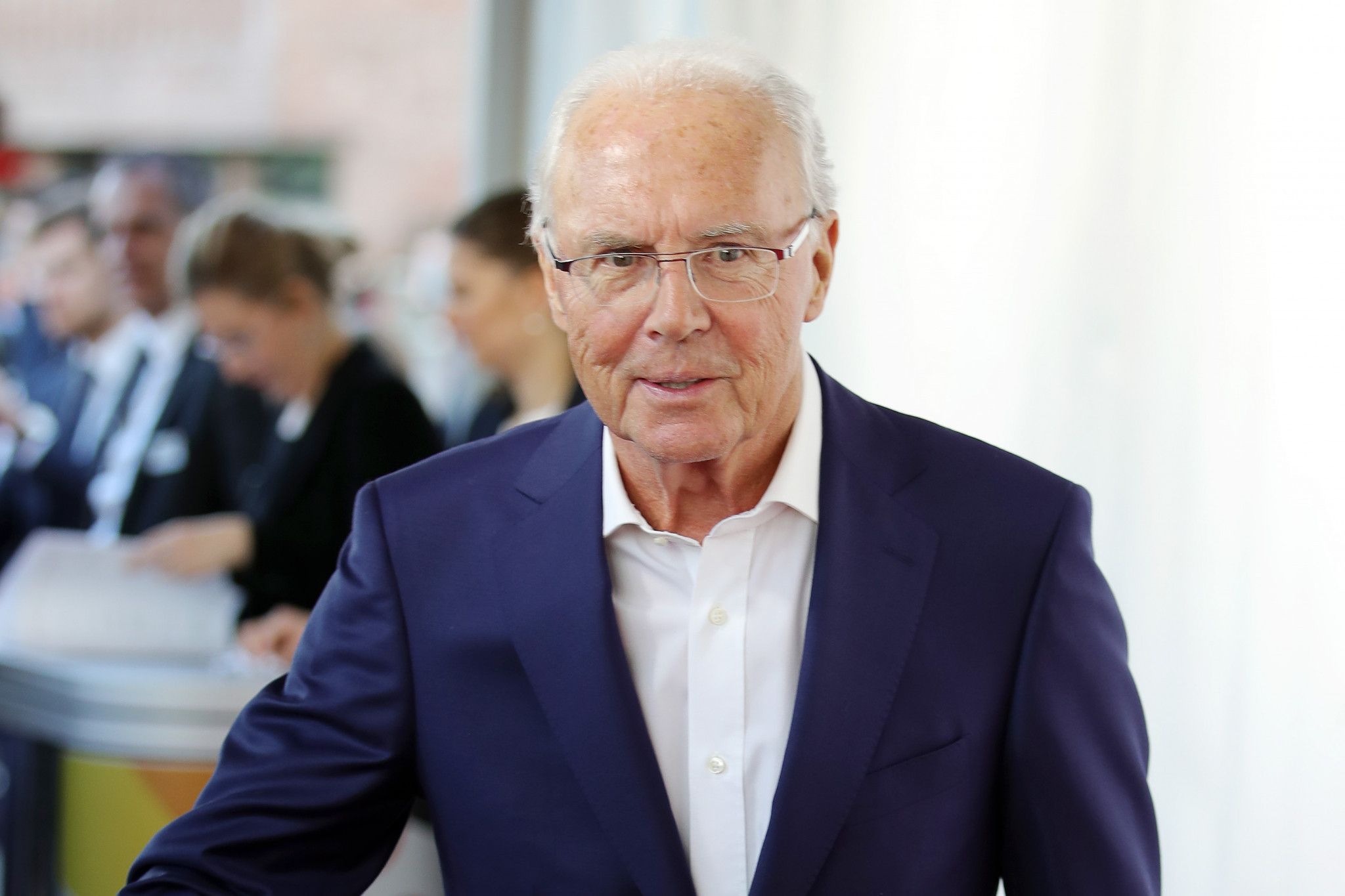 The conduct of former head of the 2006 World Cup Organising Committee Franz Beckenbauer can no longer be investigated under the organisation's Ethics Committee ©Getty Images