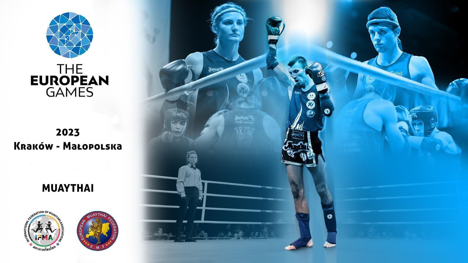 Muaythai to make European Games debut at Kraków-Małopolska 2023