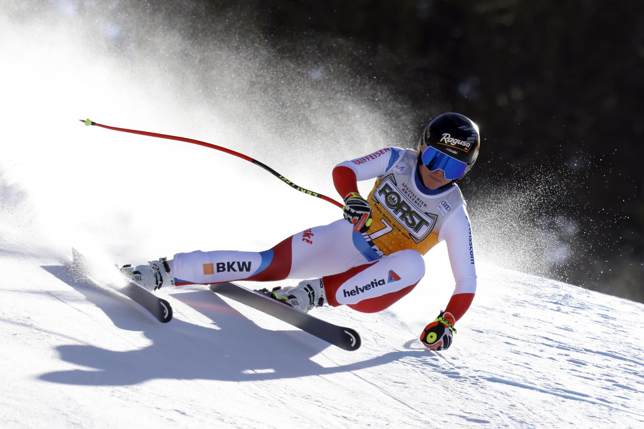 Gut-Behrami continues impressive form at FIS Alpine Ski World Cup in Val di Fassa