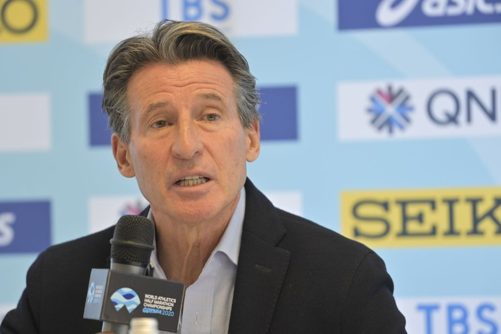 Sebastian Coe has said there is a global community that wants the Games to happen ©Getty Images