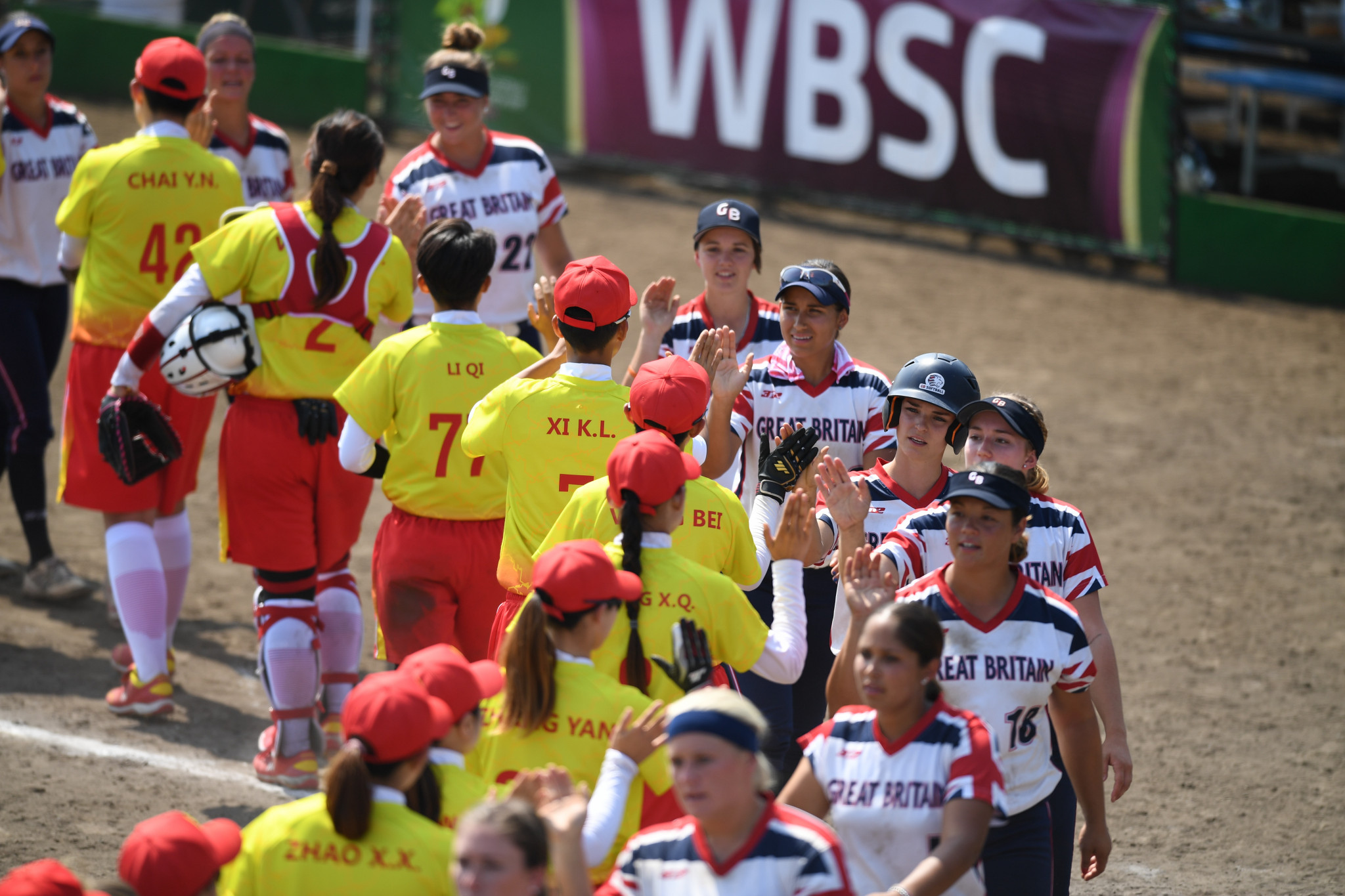 The WBSC has announced alterations to its competition calendar ©WBSC