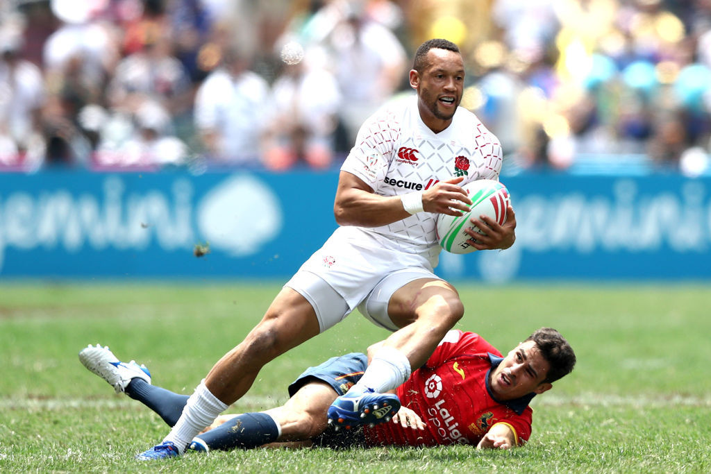 GB Sevens men's squad working towards Tokyo 2020 incudes England's Dan Norton, all-time HSBC World Sevens Series leading try scorer ©Getty Images