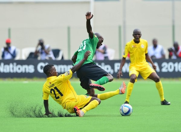 Zambia down Zimbabwe in Group D opener at 2016 African Nations Championship