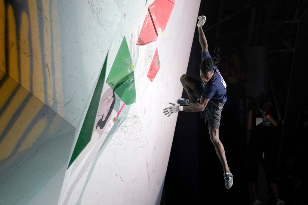 Moscow is due to host the Sport Climbing World Championships later this year ©Getty Images